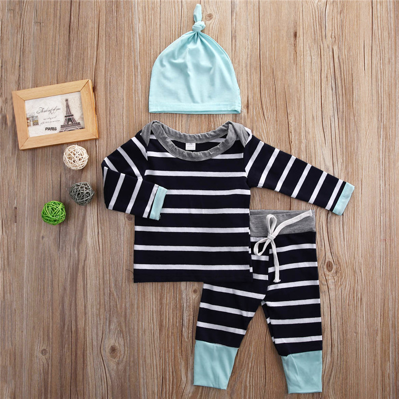 Baby boy clothes 2016 autumn baby girl clothing sets