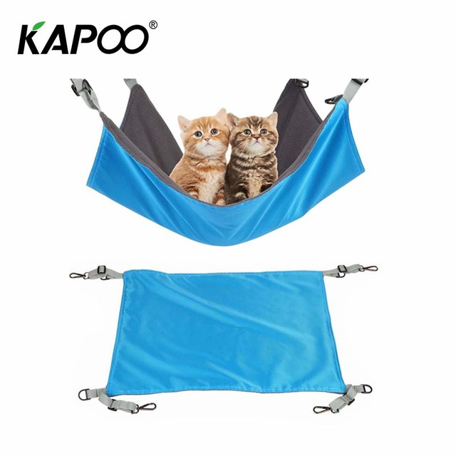 Four seasons universal high quality pet hammock leisure entertainment swing microphone  dog hamster rabbit applies cat hamm