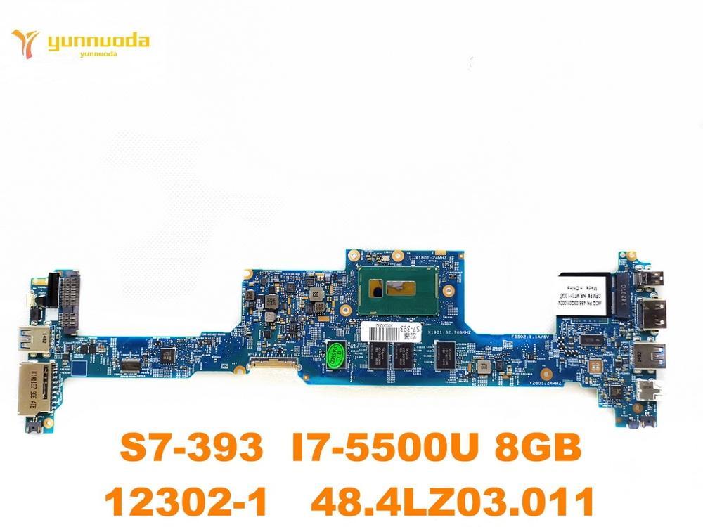 Original forACER S7 393 laptop motherboard S7 393 I7 5500U 8GB 12302 1 48 4LZ03 011