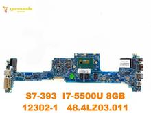 Original forACER S7-393 laptop motherboard S7-393 I7-5500U 8GB 12302-1 48.4LZ03.011 tested good free shipping