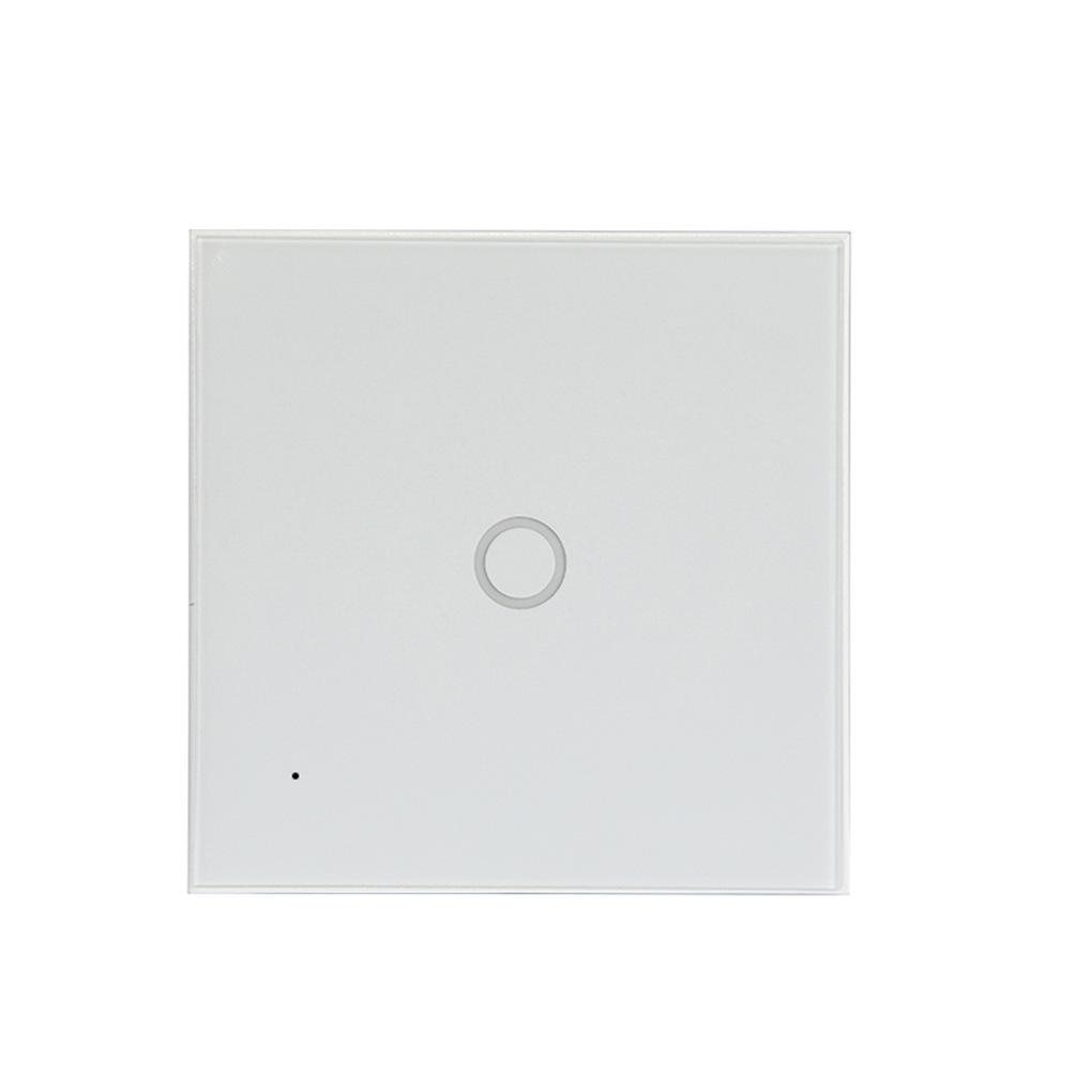 NEO Coolcam Smart Wifi Wall Light Switch One Gang WiFi Remote Smart Home Wall Touch Switch EU Standard