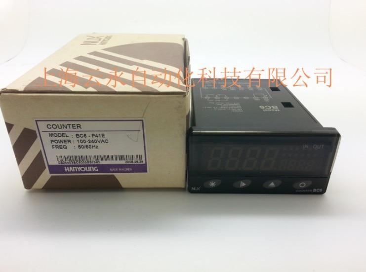 цена на New original authentic BC6-P41E HANYOUNGNUX timer