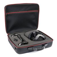 New VR Hard Travel Bag Protecting Cover Cap from Storage Case Carry Case for Oculus Rift CV1 Virtual Reality System