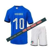 77d8899f490 2017 2018 new Italy set jersey 17 18 Home Away football camisetas Thai AAA+  shirt survetement