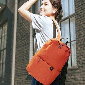 Image 5 - Original Xiaomi Mi sac à dos 10L sac coloré loisirs urbains décontracté sport poitrine Pack sacs hommes femmes petite taille épaule Unise H30