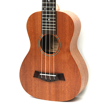 23 Concert All Mahogany ukulele 4 Strings ukelele Hawaii mini small guita travel  acoustic guitar Uke Free Shipping