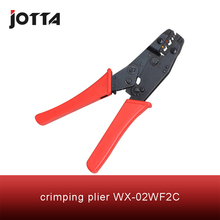 цена на WX-02WF2C crimping tool crimping plier 2 multi tool tools hands Ratchet Crimping Plier (European Style)