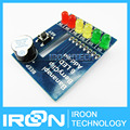 Banana Pi BerryClip 6 LED Module Python Learning Add-on Board