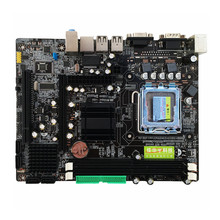 Brand New For Inter 945GC Motherboard LGA 775 Socket 2*DDR2 667/800MHz Support 775 Core/Pentium/Celeron 216*168mm(China)