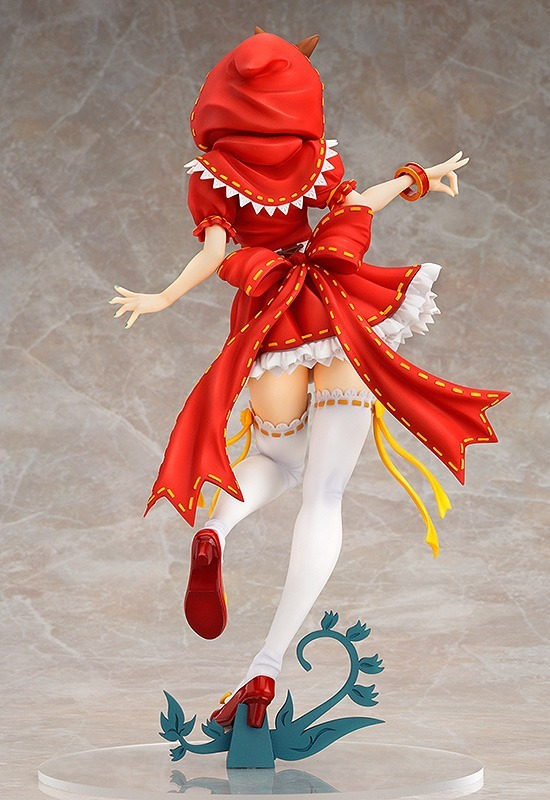 Hatsune Miku Red Riding Hood Project DIVA 2nd PVC Action Figure 5