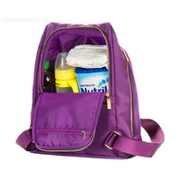 Diaper Bags Baby Stroller For Wheelchairs Mummy Backpack Travel Carrier Moms A Bag For Mother And