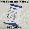 5850 мАч B800BU B800BE Для Samsung Galaxy Note 3 B800BC батареи N9000 N9005 N900A N900 N9002 N9008 N9009 N9006 N9008V N9008S