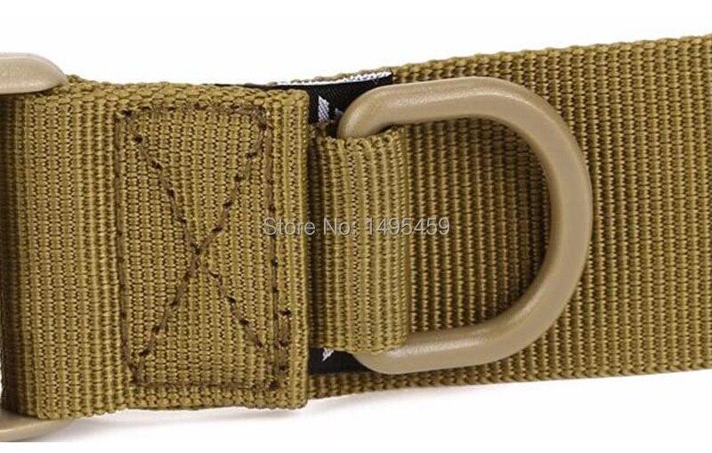 TACVASEN Men Tactical Belt Equipment Nylon Bag Deputy Military Fans Belt Fastening Tape Brand Belt For Men BJDN-060