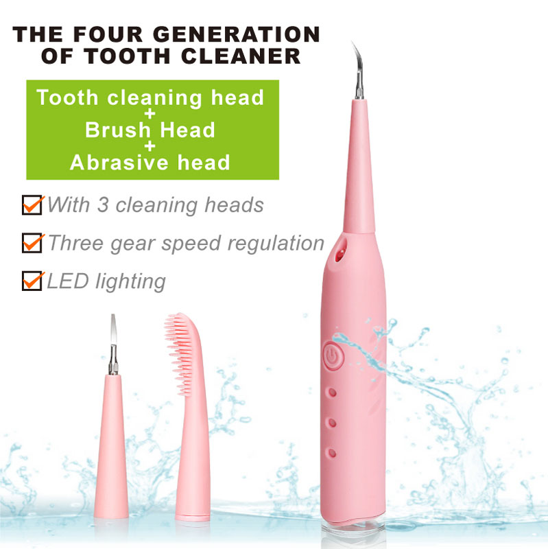 Portable Teeth Cleaner Toothbrush Oral Clean Care Interdental Brush Teeth Whitening Home Remove Tartar Teeth Stains Scaling ToolPortable Teeth Cleaner Toothbrush Oral Clean Care Interdental Brush Teeth Whitening Home Remove Tartar Teeth Stains Scaling Tool