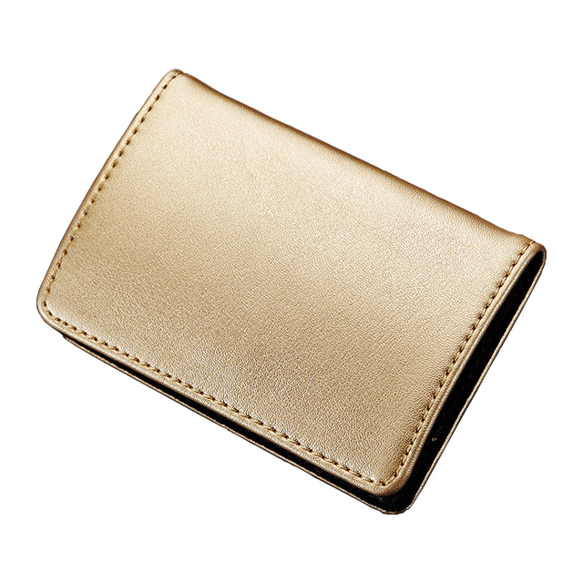 New fashion card wallet holder leather card id holders women mens new fashion card wallet holder leather card id holders women mens business card holder genuine colourmoves