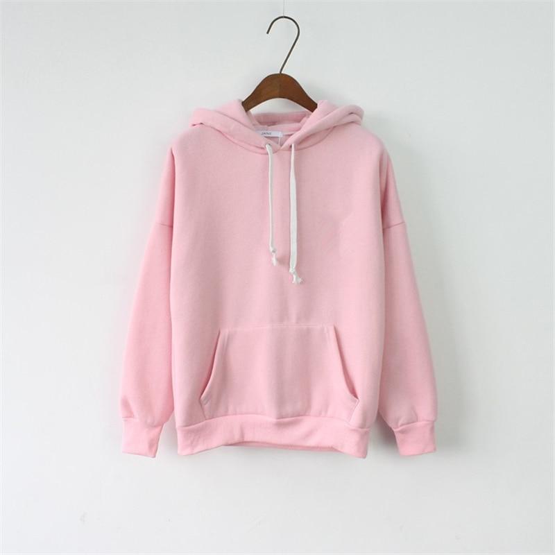 2017 Women Hoodies Sweatshirt Long Sleevs