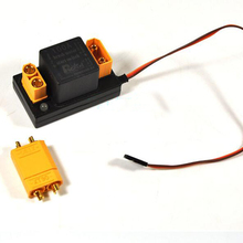 RC aircraft EME electric start remote control switch EXL brush motor electronic