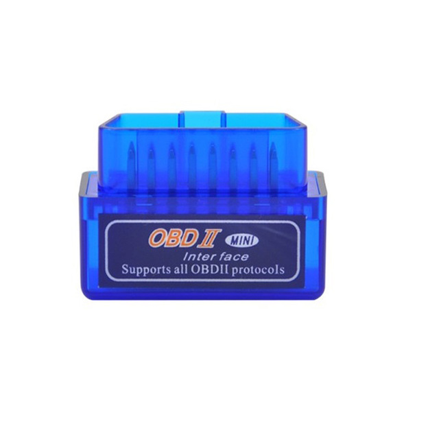 ELM327 Bluetooth Auto Diagnostic Tool V1.5 ELM 327 OBD2 OBDII  Wireless ELM 327 Works ON Android CAR SYSTEM free shipping