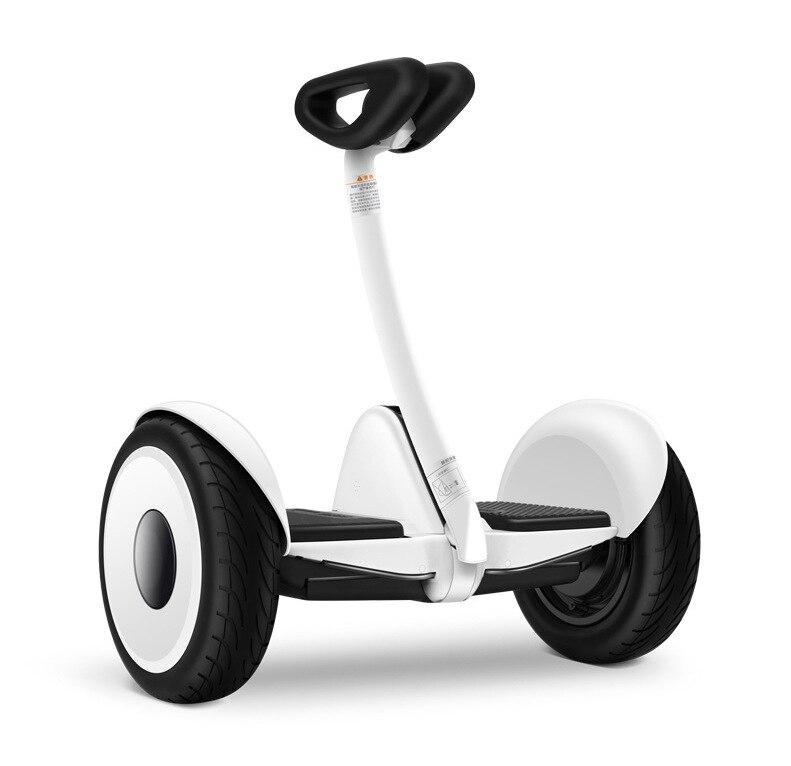 Auto-équilibrage contrôlé par APP Scooter électrique 9bot 16 km/h 10 pouces Hoverboard Scooters électriques Bluetooth auto équilibrage oxboard