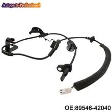 Toyota Wheel Speed Sensor Rear Left 89546-42040-AD
