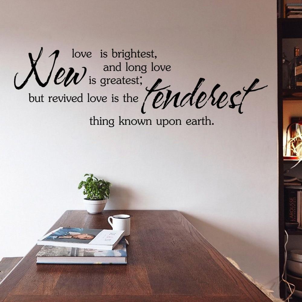 Online kopen wholesale wallpapers liefde citaten uit china ...
