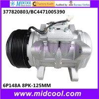 HIGH QUALITY AUTO AC COMPRESSOR 6P148A FOR VW 377820803/BC4471005390