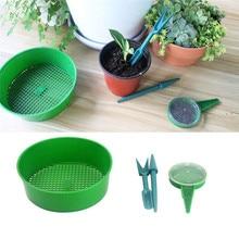3 шт. садовый растительный распределитель семян садоводческие посадочные инструменты распорный инструмент стартер сеялка садовый инструмент и