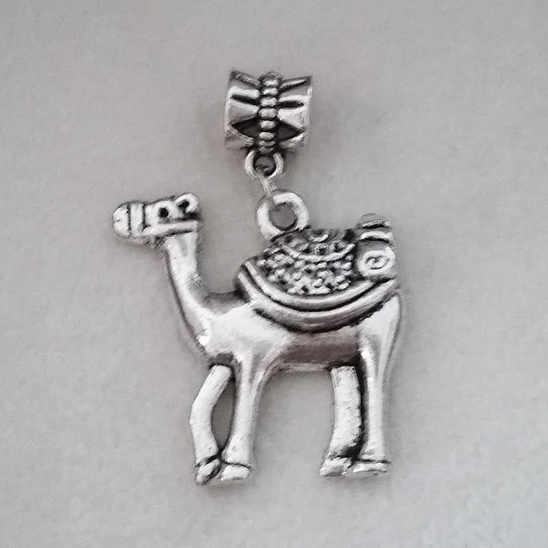 pandora charm cammello
