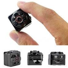 SQ8 Sport Mini Cámara Videocámara HD 1080 P Se Divierte la Videocámara DV Portable Mini DV Video Recorder Voz Infrarrojos de Visión Nocturna TF tarjeta