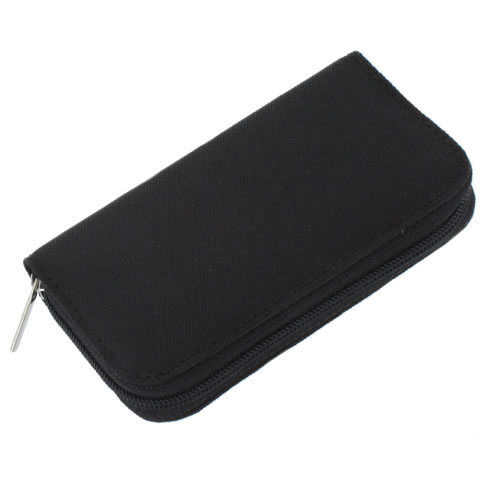 Image 3 - SD SDHC MMC CF Micro SD Memory Card Storage Carrying Pouch Case Holder Wallet-in Memory Card Cases from Computer & Office