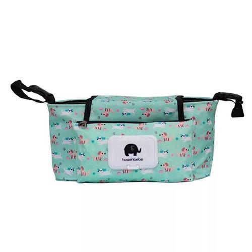 Multifunctional Mummy Diaper Nappy Bag Baby Stroller Bag Travel Backpack Designer Nursing Bag for Baby Care