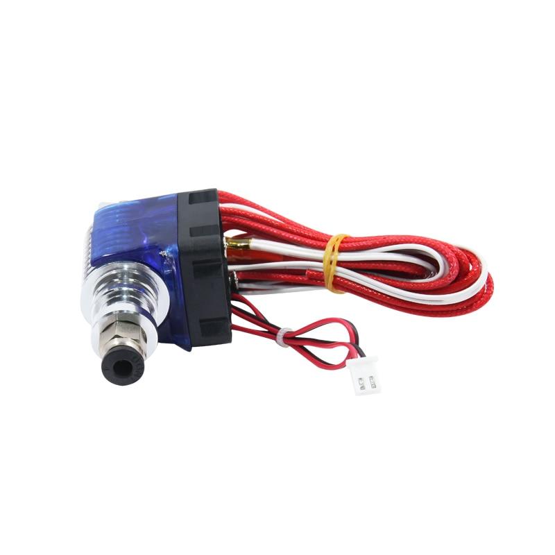 Kee Pang 3D tiskalnik V6 Ekstruder za tiskalno glavo z kabelsko cevjo - Pisarniška elektronika - Fotografija 2