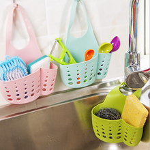 Kitchen Bathroom Goods Organizer Everything for The Storage Basket Rack Cuisine Drainer Convenient and Simple Indoor