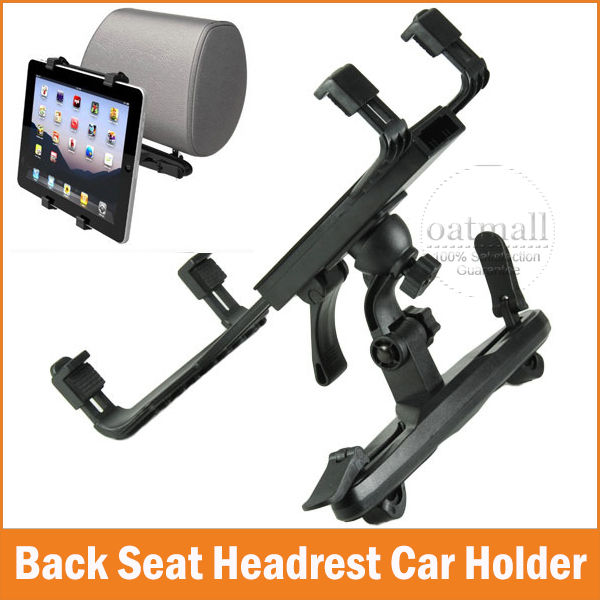 Neue 8 9 10 zoll Tablet Auto Halter Zurück Sitz Kissen Auto halterung cradle soporte tablet desktop Für iPad Stand up Für Samsung Tab