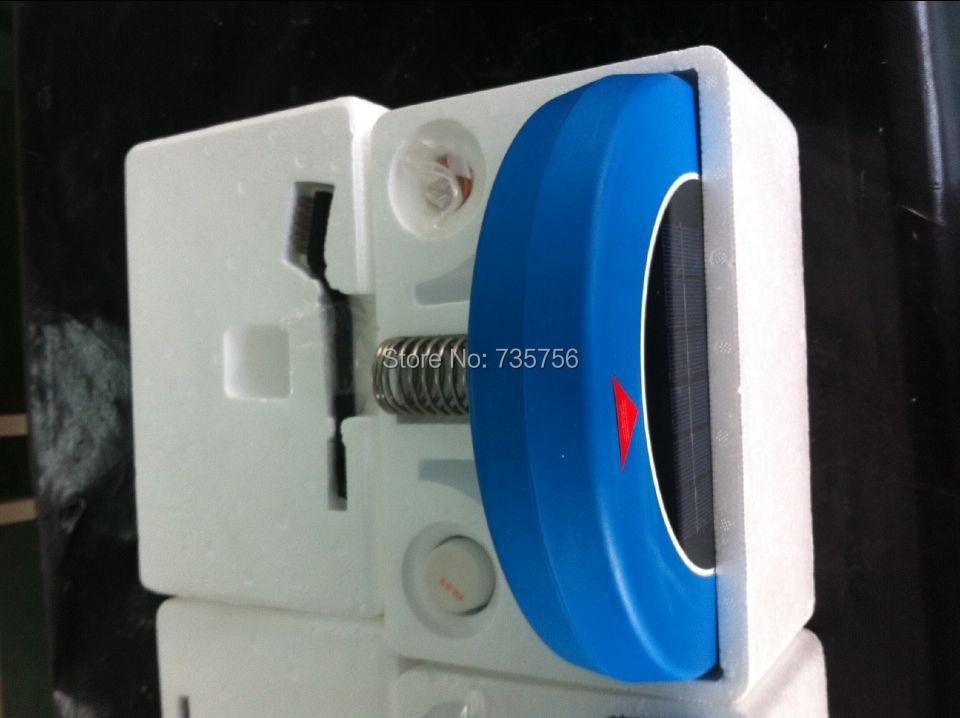 Pastrues Portable Ionizer Pool Solar Pastron Bakteret e Algave deri - Pajisje shtëpiake - Foto 3