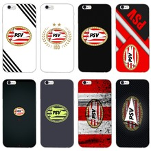 For Samsung Galaxy Note 9 8 5 S10 S9 S8 S7 S6 edge Plus Lite S5 S4 S3 mini case PSV Eindhoven soccer logo Soft phone cover(China)