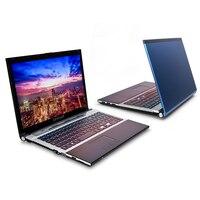 15,6 дюймов intel i7 4 Гб оперативная память 512 SSD 2 ТБ HDD 1920x1080 P Wi Fi Bluetooth DVD Встроенная двухъядерный Windows 10 тетрадь PC ноутбук