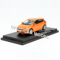 diecast 1:64 Fox FOCUS Car Model Car Toy New In Box For Gift/Collection/Kids/Decoration
