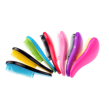 NewView Magic Hair Brush Comb Hairbrush Anti Tangle Anti-static Hair Massage Detangling Combs Styling Tools