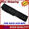 Bateria do portátil para Asus N43 n61w A32-N61 A32-M50 N53S N53J N53JQ N61V