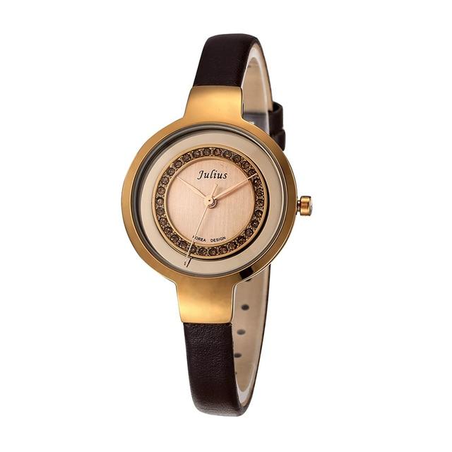 Aliexpress Com Buy Julius Lady Women S Watch Japan Quartz Hours