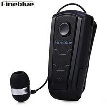 Fineblue f910 Мини bluetooth Беспроводной наушники с микрофоном
