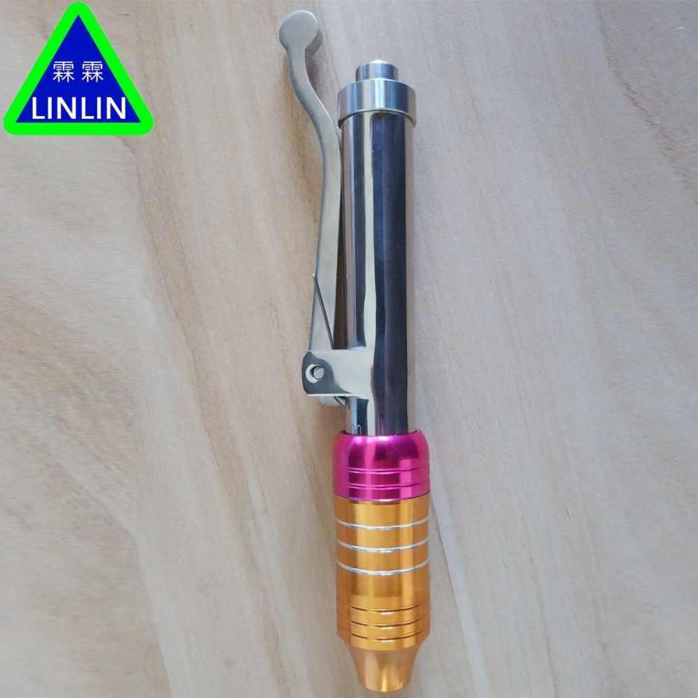Linlin маленькие пистолеты, оборудование для распыления красоты, распыление и непрерывный обжиг небольших стальные ружья несколько вариантов