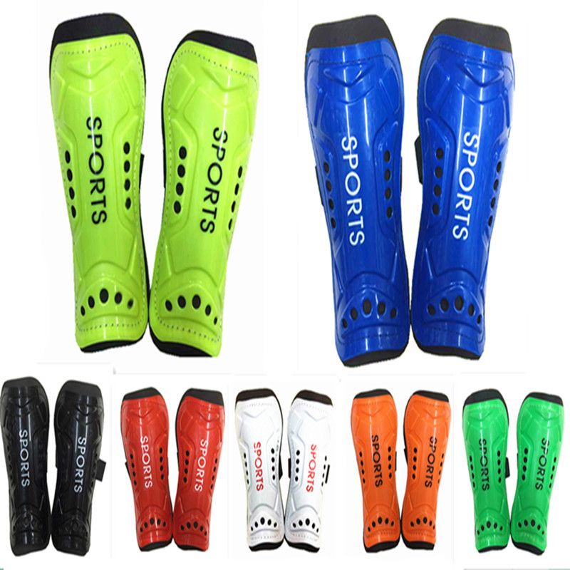 High Quality Professional Sports Safety Soccer Protector Football Leg Shin Guard