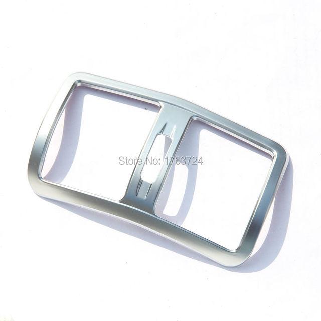 Внутренняя отделка из АБС пластика хромированный подлокотник