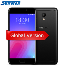 Orijinal Meizu M6 2 GB 16 GB Cep telefonu 5.2