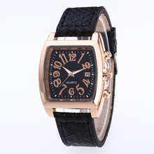 цена Mens Watches Top Brand Luxury Waterproof Complete Calendar Quartz Watch Male Business Sport Leather Wristwatch Relogio Masculino онлайн в 2017 году