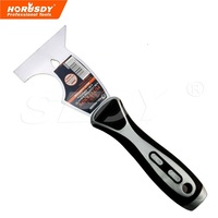 HOT 2016 New 6 in 1  putty knife scraper paint tool plastic handle high quality 30%off
