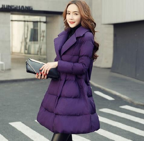 Высокое качество зима 2018 Для женщин Европейский Дизайн взлетно посадочной полосы моды Длина длинные n пальто высокого класса марки хлопков