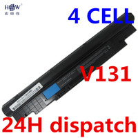 HSW 14 4V 2600MAH 4cell Replace Laptop Battery For Dell Inspiron 14Z 14z N411z N411z Vostro
